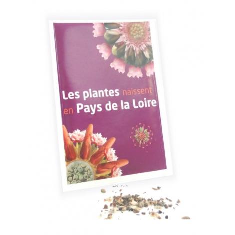 Sachet de graines publicitaire 82 x 110 mm