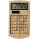 Calculatrice Bambou