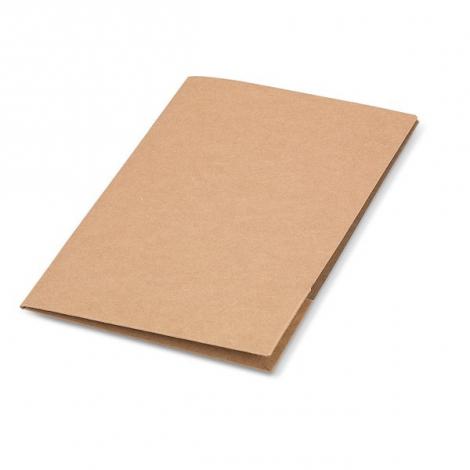 Dossier A4 en carton recyclé