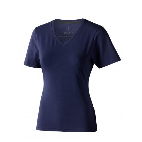 T-shirt femme bio publicitaire 200 grs - Kawartha