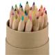 Boîte promotionnelle de 24 crayons de couleur