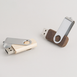 Clé USB Twister Wood