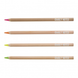 Crayon prestige naturel 176 mm