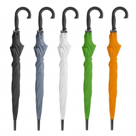 Parapluie publicitaire - mini-golf, tempête recyclé - SING'IN