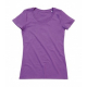 T-shirt personnalisé en coton bio pour femme 155 g - Janet