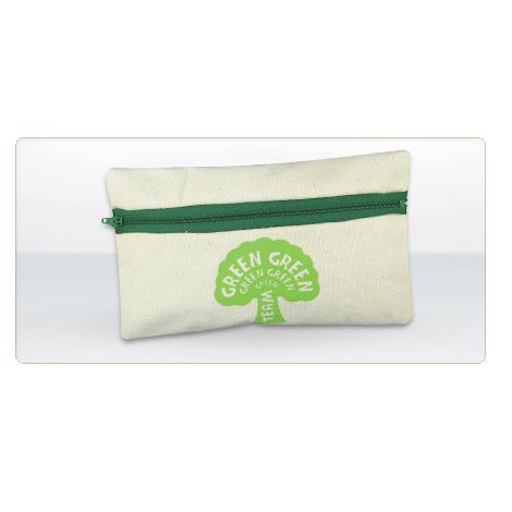 Trousse en coton bio