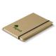 Carnet A couverture carton
