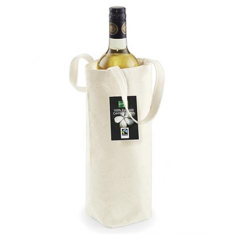 Sac publicitaire en coton conventionnel 407 gr - Bottle