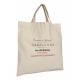 Sac shopping publicitaire en coton 130 gr - Jaipur