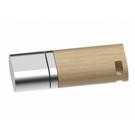Clé USB en bois DUO