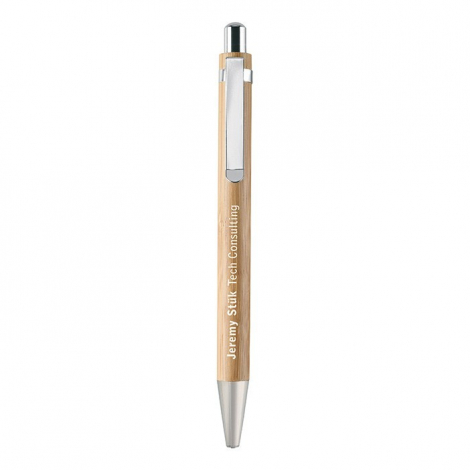 Coffret stylo Bambooset