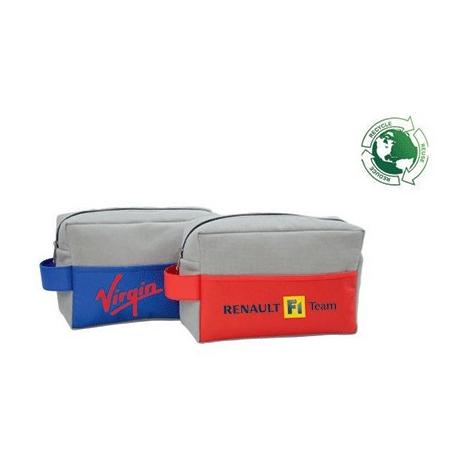 Trousse recyclé avec poche