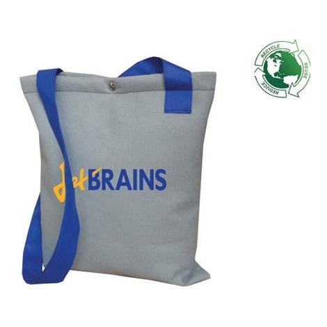 Sac publicitaire recyclé pour salons - URBAN BAG