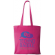 Sac shopping publicitaire en coton 100 gr/m² - Carolina