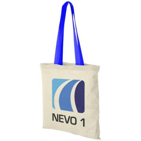 Tote bag publicitaire en coton 100 gr - Nevada