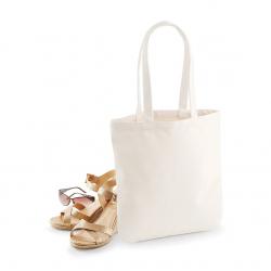 Sac shopping en coton bio Printemps - 210grs