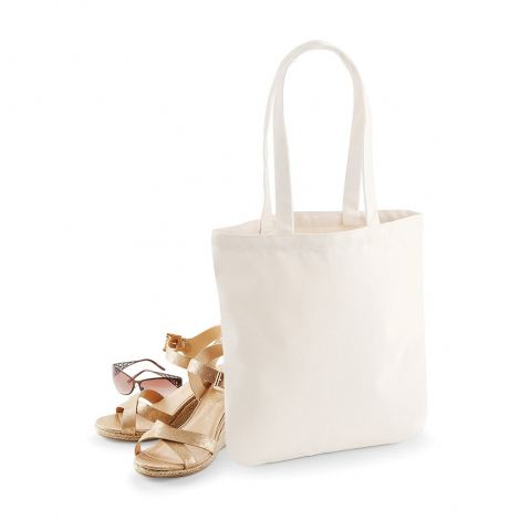 Sac shopping en coton bio 407 grs - Printemps