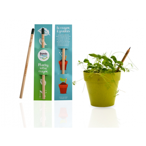 Crayon Sprout à planter personnalisable