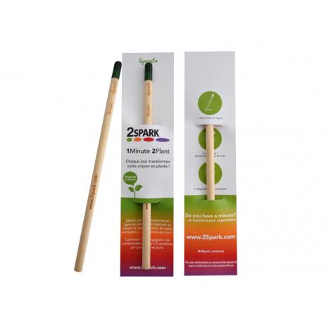 Crayon Sprout à planter personnalisable