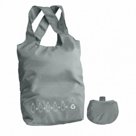 Sac shopping publicitaire - INZE POCKET - PET recyclé