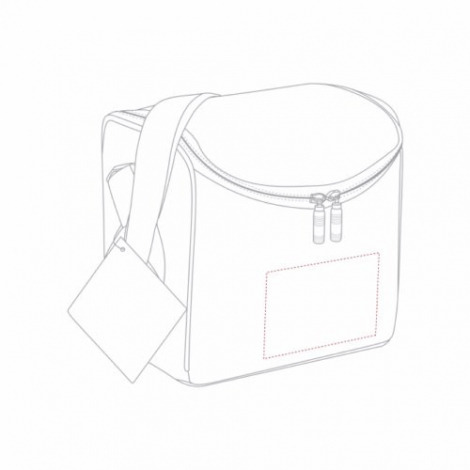 Sac lunch isotherme GAMELBAG PET recyclé