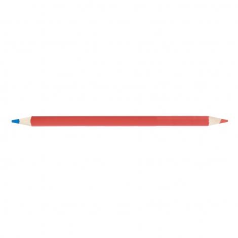 Crayon Bi-couleur - 17,6 cm