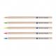 Crayon bois publicitaire Fluo Prestige - 8,7 cm ou 17,6 cm