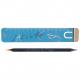 Kit bureau - fluo/graphite - fluo/fluo - 17,6 cm