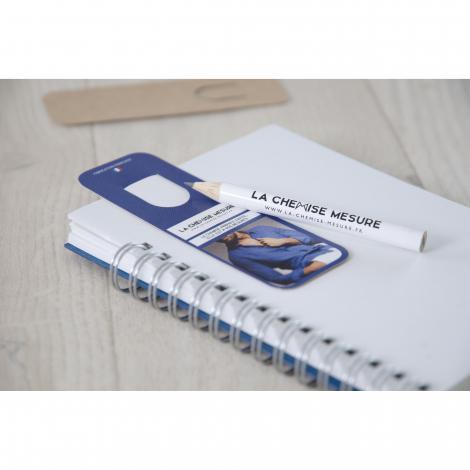 Kit personnalisé marque-page et crayon Pantone - 8,7 cm