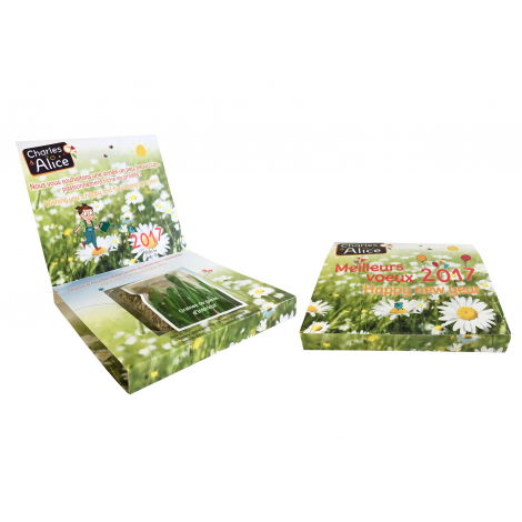 Carte de jardin