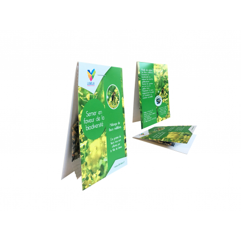 Sachet biodégradable et bio compostable
