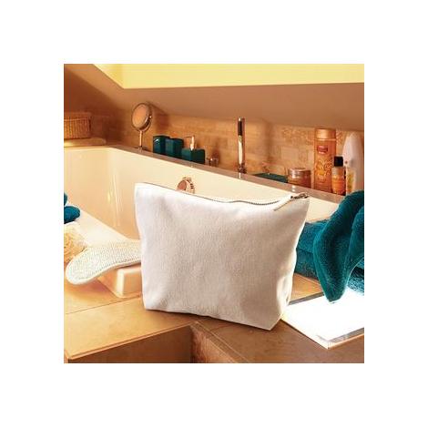Trousse en coton 407 grs avec soufflet