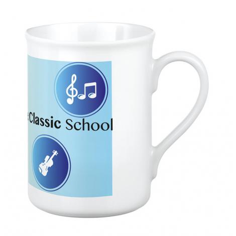 Mug publicitaire céramique 300 ml - Pics Classique