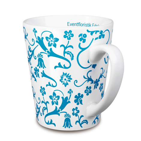 Mug promotionnel en porcelaine 330 ml - Cosmos