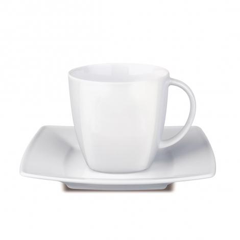 Tasse et soucoupe publicitaire - Café set - Maxim