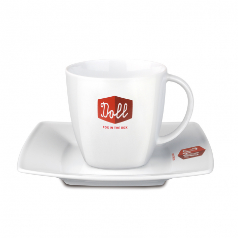 Tasse et soucoupe Café set - Maxim