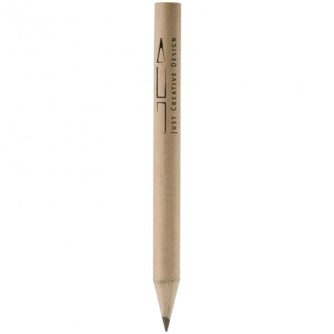 Crayon à papier personnalisable - 7 cm