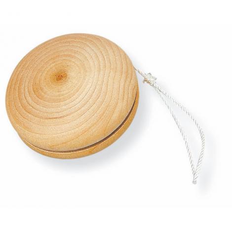 Yoyo publicitaire en bois Wooden