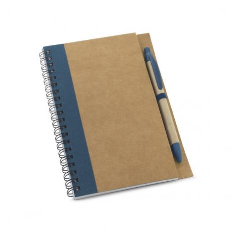Bloc-notes avec stylo bille