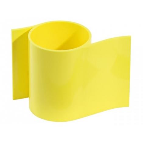 Pot à crayons personnalible en plastique