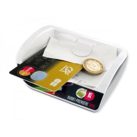 Ramasse-monnaie personnalisable