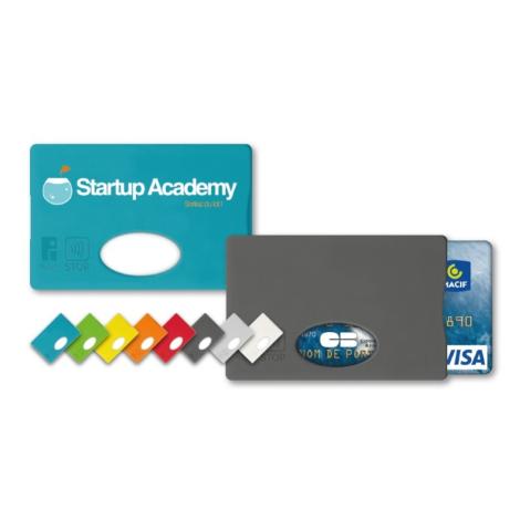 Protège carte de crédit anti-RFID