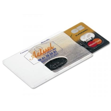 Etui carte de crédit personnalisable