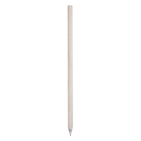 Crayon à papier publicitaire en papier journal Paper