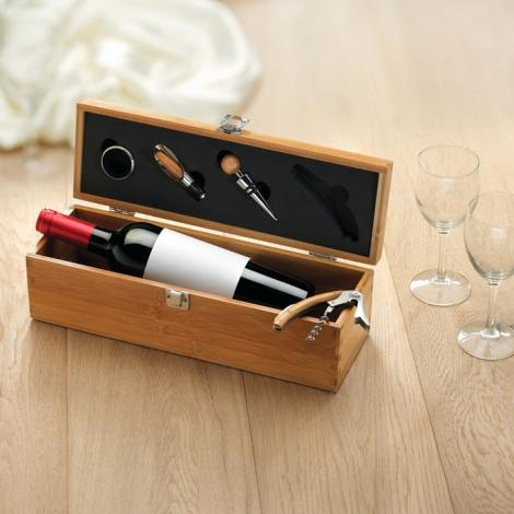 Coffret pour le vin publicitaire - Tardor