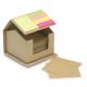 Boîte publicitaire feuilles de papier recyclé - Recyclopad
