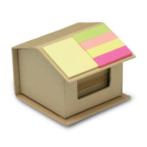 Boite papier recyclé Recyclopad