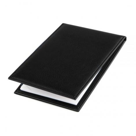 Porte calepin en cuir recyclé personnalisable - E-leather