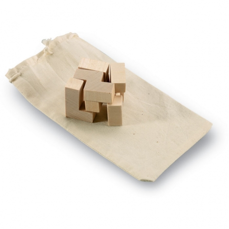 Puzzle en bois publicitaire - TRIKESNATS