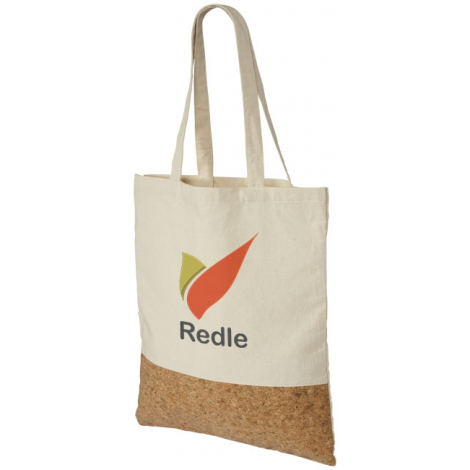 Grand sac shopping promotionnel coton 175 gr/m² - CORK